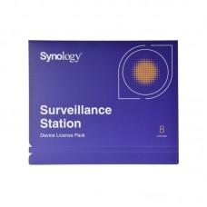 Лицензия Synology Camera License Pack (8 cameras)