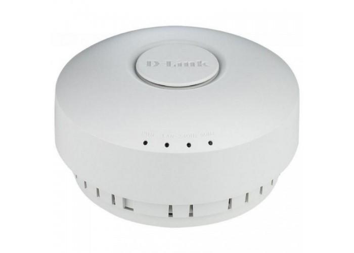 Точка доступа D-Link DWL-6610AP/A 802.11ac AC1200_ PoE_ 1x1GE_ 1xConsole RJ-45