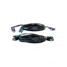 Комплект кабелей D-Link DKVM-CB3 3m