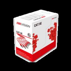 Кабель витая пара Hikvision DS-1LN5EO-UU/E 305м
