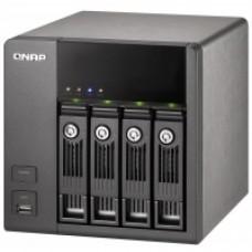 Сетевое хранилище Qnap TS-410 Turbo Nas