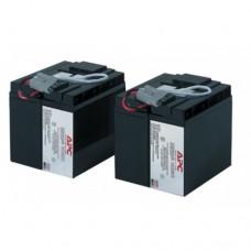 Сменный аккумуляторный картридж APC №55 (RBC55)