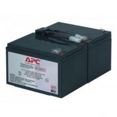 Сменный аккумуляторный картридж APC №6 (RBC6)