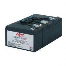 Сменный аккумуляторный картридж APC №8 (RBC8)