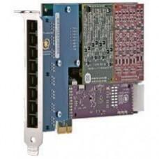 VoIP плата Digium TDM844E
