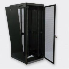 Шкаф серверный CMS UA-MGSE42810PB, 19' 42U, 800х1055 мм черный